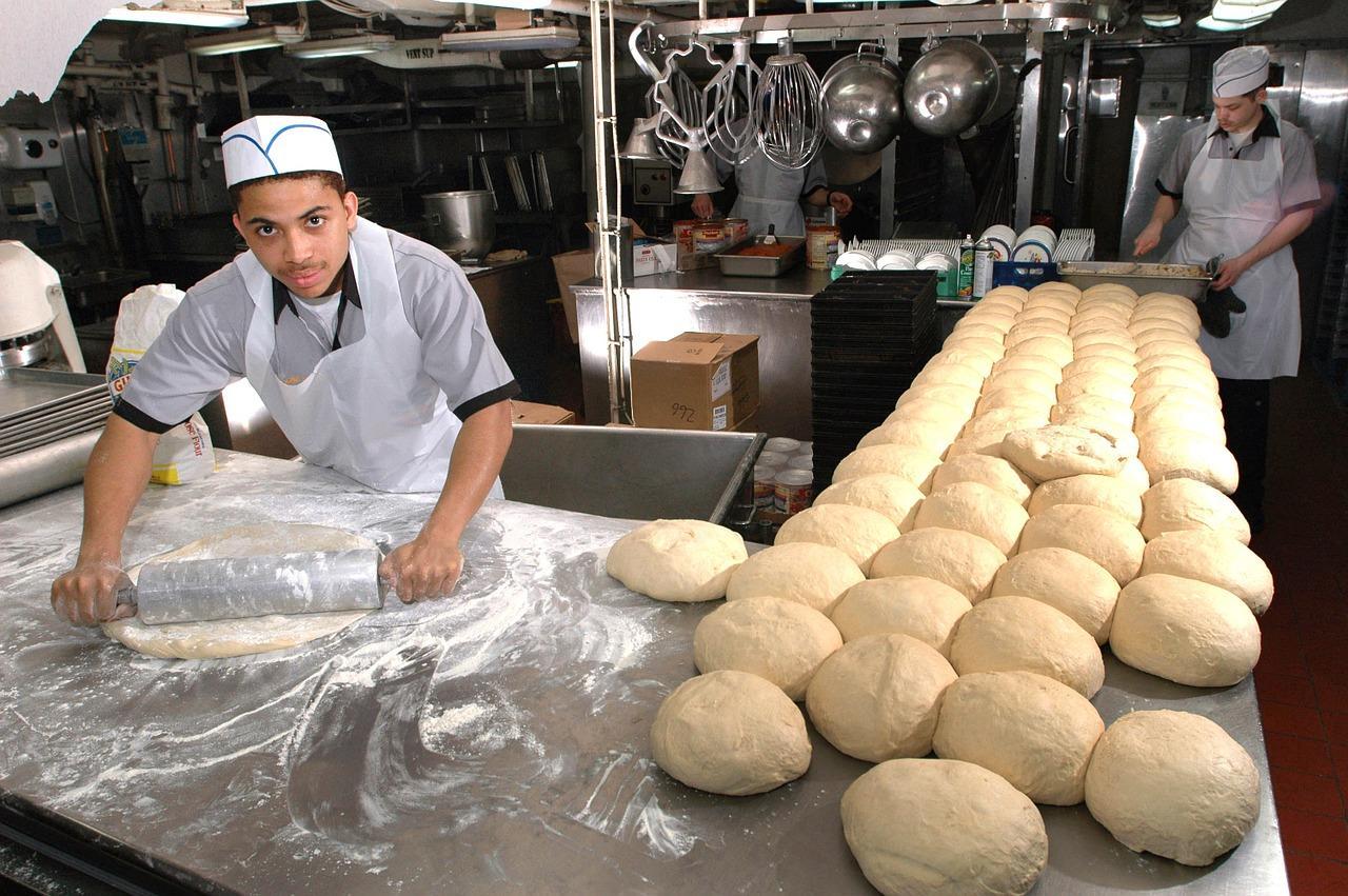 ekmek fırını açmak