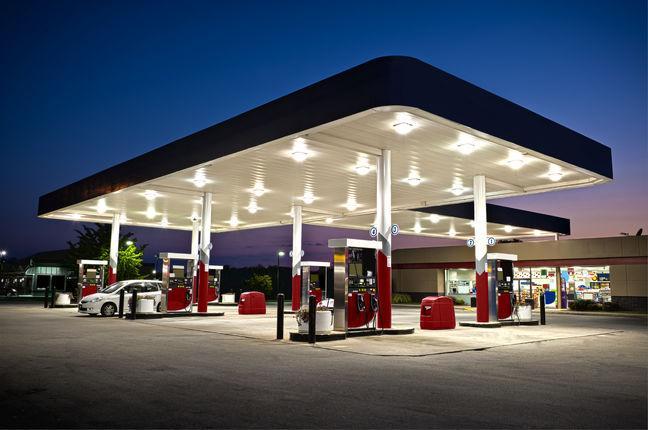 benzinlik açmak