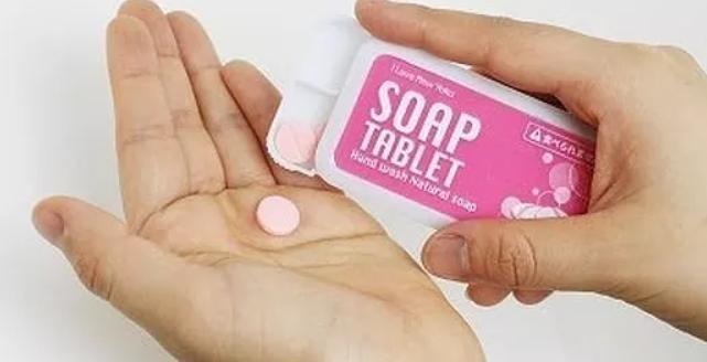sabun tablet