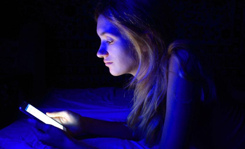 mavi ışık