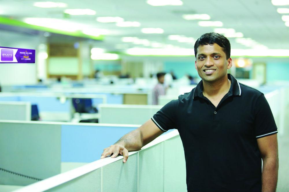 Byju-Raveendran