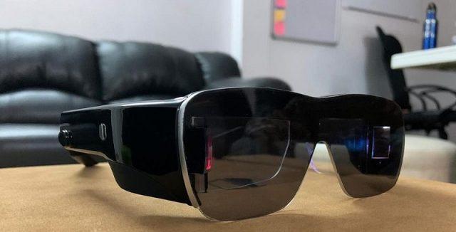Nimo Planet'in Akıllı Gözlüğü